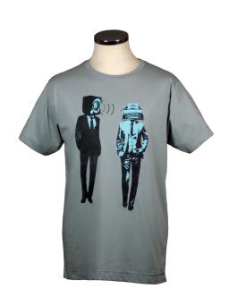 Speaker Head t shirt